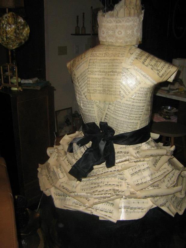 Dress Form 12