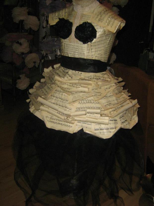 Dress Form 13
