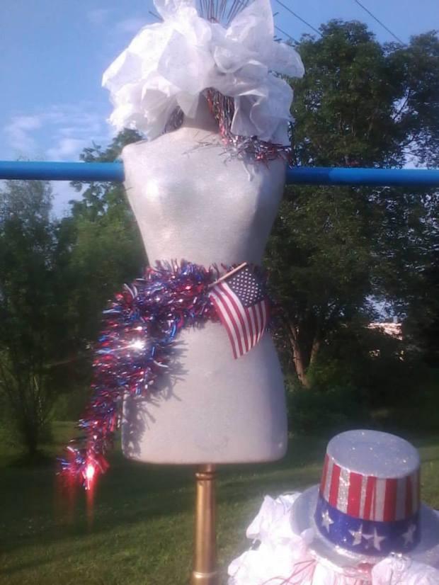 Dress Form 15