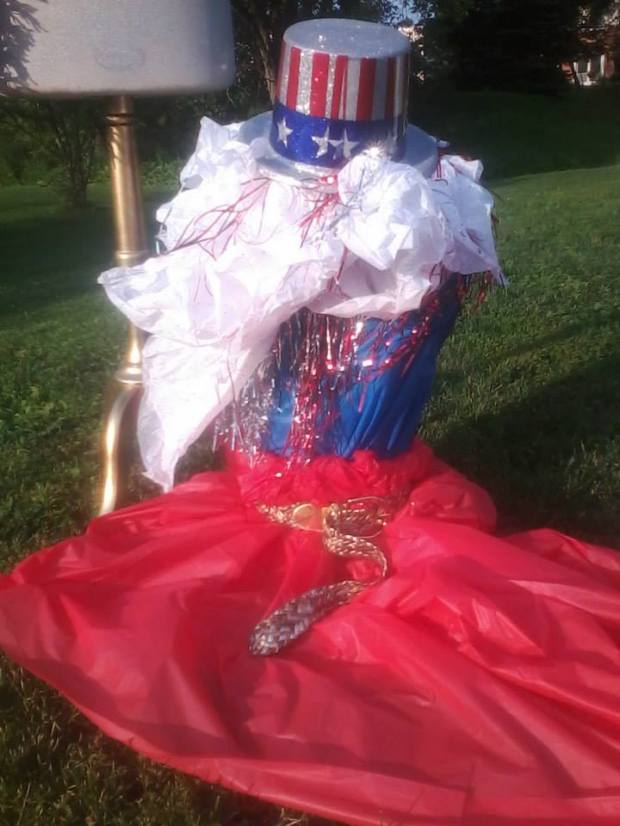 Dress Form 16