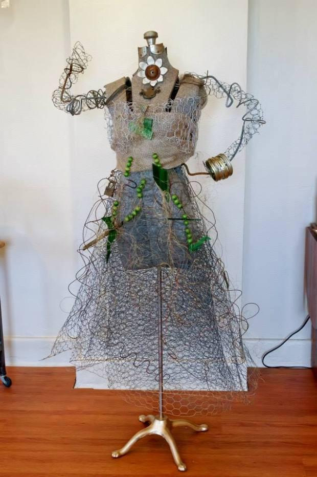 Dress Form 20